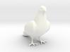 Bird No 2 (Dove) 3d printed