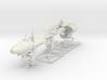 Nebulon B Frigate (1/608) + 2 Stands 3d printed