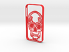 IPhone4s Case Scull 3d printed