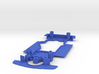 1/32 Chassis for Monogram Bmw 320 for Slot.it pod 3d printed