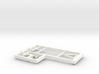 Kit pantograph type Lyra - loco E13 3d printed Pantograph type lyra for freelance electric loco E13