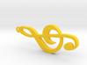 Sol Key Pendant 3d printed