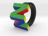 N64 Ring 3d printed
