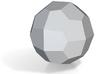 D36 Polyhedral 3d printed