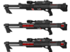 Mass Effect - 1:8 scale - M98 (Black) Widow 3d printed