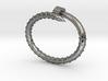 BIG Screw Bracelet - Small 3d printed