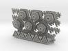 PentultimateV2.5 r1 44 compact half puzzle 3d printed