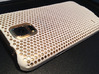 Galaxy S5 Honeycomb Patterned Case  3d printed