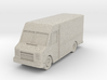 """Delivery Truck at 1""""=16' Scale 3d printed"""