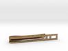 Minimalist Tie Bar - Triple Bar 3d printed