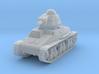 PV43B Hotchkiss H35 LIght Tank (1/100) 3d printed