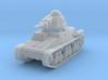 PV45B Hotchkiss H39 w/SA38 (1/100) 3d printed