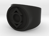 Indigo Tribe Compassion GL Ring Sz 5 3d printed