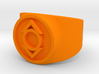 Indigo Tribe Compassion GL Ring Sz 8 3d printed