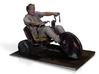 Matt & Bike - Denver Startup Week 2014 3d printed