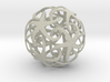 Interlocking Stars 3d printed