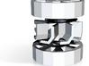 Turbine Whistle 3d printed