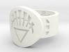 White Lantern FF (Sz's 5-15) 3d printed