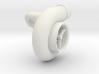 Turbo 3d printed