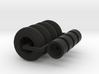 1/64 scale 11L-15 Implement Tire And Wheels X 4 3d printed
