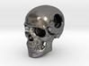 18mm .7in Bead Human Skull Crane Schädel че́реп 3d printed