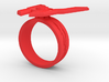 GG Rage Ring Sz 14 3d printed