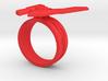 GG Rage Ring Sz 13 3d printed