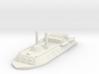 City Class gunboat 1/600 3d printed