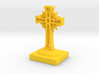 Celtic Cross 3d printed
