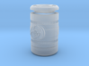 Prop- Barrel Biohazard (mm) 3d printed