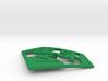 Improved RLSH badge 3d printed