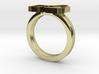DisLike ring 3d printed