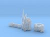 Cyclonus Head 3d printed