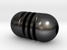 DRAW pendant - wavy gravy 3d printed