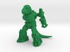 Rampager Rex 3d printed