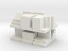 Blokken - kleurloos 3d printed