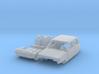 Renault 5 GTL (N 1:160) 3d printed