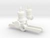 Robot Knight´s Propeller 3d printed