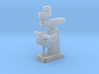 Bridgeport Style Milling Machine S Scale 3d printed