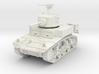 PV31 M3A1 Stuart Light Tank (1/48) 3d printed