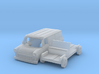 Ford Transit Van (British N 1:148) 3d printed