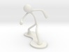 MTI Stickman-poses01 3d printed
