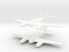 1/200 Messerschmitt Me-410 (x2) 3d printed
