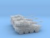 1/220 B1 Centauro armored car (3) 3d printed