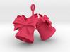 3 Christmas Bells  3d printed