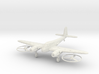 1/144 Messerschmitt Me-410 (wheels down) 3d printed