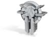 Void Key LARGE 3d printed