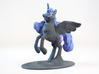 Luna's Transformation to Nightmare Moon 3d printed