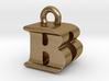 3D Monogram Pendant - BDF1 3d printed