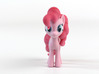 My Little Pony - Pinkie Pie (≈65mm tall) 3d printed